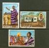 ZAMBIA 1974 Used Stamp(s) Kaunda 120-122  #6187 - Zambia (1965-...)