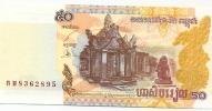 50 Riels - Cambodia