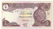 1/2  Dinar - Poymer - Iraq