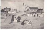 CPA 50 * SAINT PAIR SUR MER - La Plage Et La Casino ** Carte Animée ** - Saint Pair Sur Mer