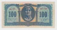 Greece 100 Drachmai 1950 VF++ CRISP Banknote P 324a 324 A - Griekenland