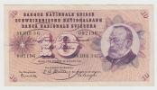 Switzerland Suisse 10 Franken 1955 AXF P 45a  45 A - Switzerland