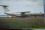 ILYUSHIN 76      INDIAN AIR FORCE    K3000 - 1946-....: Moderne