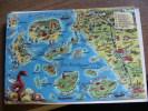 Nordfriesland        (kaart Beschreven) - Nordfriesland