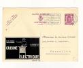 Publibel Obl. N° 359 Brune (Cuisine Elctrique) Obl: BRUXELLES 30/01/1941 - Entiers Postaux