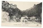 Évenos (83) : Le Vieux Pont Du Vallon Du Simail à Sainte-Anne D'Évenos En 1920. - Francia