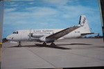 HS 748      CARE AIRLINES    ZS XGE - 1946-....: Moderne
