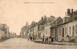 Moreuil ,avant Le Bombardement,rue Gambetta,n°27 - Moreuil