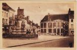 - 02 - VILLERS-COTTERETS - Place Du Docteur Mouflier - - Villers Cotterets