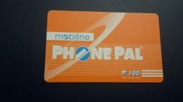 Nepal-3 Phone Card Mobiline-used Card-6/3/2002+1 Card Prepiad Free - Nepal