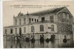 ANGERS    Inondations De 1910   L'usine électrique - Angers