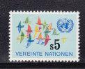 NATIONS  UNIES  VIENNE   1982  N°26    NEUF** CATALOGUE YVERT - Wenen - Kantoor Van De Verenigde Naties