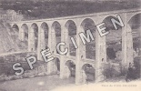 Bolozon-Corveissiat (01) - Le Viaduc De Cize-Bolozon - Circulée En 1917 - France