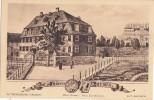 Allemagne - Alt-Barmen - Altbergische Haüser - Wuppertal