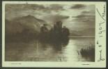 """A Highland Lake""  Based On A Painting By  Elmer Keene,  Postally Used 1907  (""BIRMINGHAM"" Cds). - Scotland"
