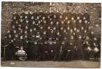 CARTE PHOTO : FORT DE NOISY-LE-SEC 76eme REGIMENT D'INFANTERIE 9eme COMPAGNIE MILITAIRE SOLDAT GUERRE - Regimientos