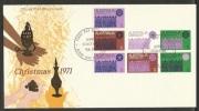 Australie Australia Fdc1971 Yvert 450/456 . Superbe . Cote Des Timbres Oblitérés : 75 Euros - Sobre Primer Día (FDC)