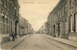 Poperinge / Poperinghe -Rue De La Gare  -1913