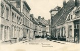 Poperinge - Gasthuisstraat / Rue De L´Hôpital  -1917 ( Verso Zien )