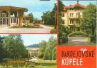 Slovakia, Bardejovske Kupele, Unused Postcard [P6791] - Slovakia