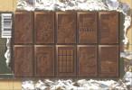 "La Feuille F4357 ""Le Chocolat"" Luxe Bas Prix, A SAISIR. - Volledige Vellen"