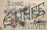 08 GIVET BONNE ANNEE DE GIVET - Givet