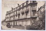 88 PLOMBIERES LES BAINS  HOTEL STANISLAS   CARTE PUBLICITAIRE  AUTOMOBILE