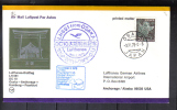 VOL96 - LUFTHANSA 1978 , Volo DC10 Da Osaka Ad Anchorage - Airmail