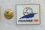 FOOTBALL FRANCE 98            WW  12 - Football