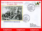 ANNULLO CONVEGNO GARIBALDI E L' ASPROMONTE - 2001-10: Storia Postale