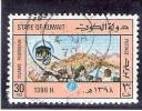 Yv.790 - Obl/gest/used - Koweït