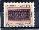 Yv.1092 - Obl/gest/used - Koweït