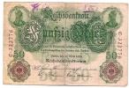50 DM - 1906 - 50 Mark