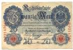 20 DM - 1914 - [ 2] 1871-1918 : German Empire