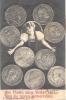 ALTE THALER, JUNGE WEIBER SIND DIE BESTEN ZEITVERTREIBER CPA CIRCULEE BRESLAU 1904 A CLARITA ROUZAUT Y HERMANO - Munten (afbeeldingen)