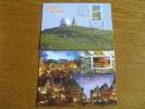 N° 4022/4099 Avec Oblitération 1er Jour Sur 2 Cartes Postale    TTB - France