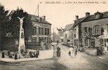 VER Sur MER -  La Place De La Posteet La Grande Rue - France