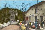 Le Chateau De La Roche CAFE BOUCHER (gorges De La Loire) - France