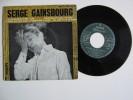 EP  432.307  Le Poinçonneur Des Lilas   Serge Gainsbourg. - Collectors