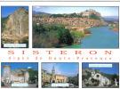 Carte Postale 04. Sisteron  Trés Beau Plan - Sisteron