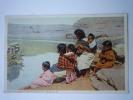 CHILDREN  OF  INDIAN  PUEBLO  OF  LAGUNA  (Carte Couleur) - Etats-Unis