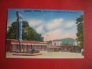 Berea Ky  Eplee's Motel   Linen 1963 Cancel  ==  ==ref 291 - Louisville