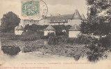 79 VAUSSEROUX  ( Vers Parthenay ) CHATEAU Du PLESSIS CHERCHEMONT Bord D´ Eau Nénuphars En 1907 - France