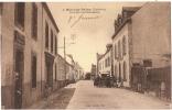 CPA 29 RIEC SUR BELON RUE DES GENTILSHOMMES RARE BELLE CARTE !! - France