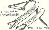 CP Radio Amateur PSEQSLTNX USA - Radio