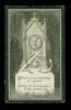 Doodsprentje ( 6277 )   Soeur  Non  Zuster Maria ( Schockaert )  -  Smetlede  Klooster Te Beveren  - Hamme  1906 - Images Religieuses