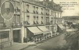 55 SAINT MIHIEL HOTEL DU CYGNE PUBLICITE DEMOGET COMMERCE DEVANTURE MEUSE - Saint Mihiel