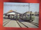 B640 Photo René Stevens Train Zug  Bahnhof Gare, Lieu à Déterminer.16.08.1973 Reprod. 2007 - Reproductions