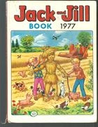 JACK And JILL Book 1977 - Enfants