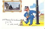 Saint Maurice La Souterraine - J'ai Bu à Votre Santé  - Illustrateur    - Neuve Excellent état - France